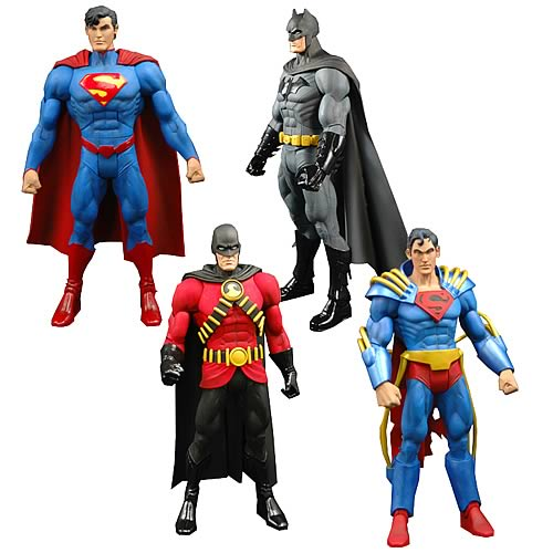 DC Universe All Stars Wave 1 Action Figure Case