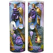 Disney Tangled Rapunzel Small Doll Assortment Case