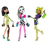 Monster High Dawn of the Dance Dolls Wave 1  Set
