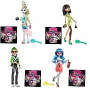 Monster High Dawn of the Dance Dolls Wave 2 Case