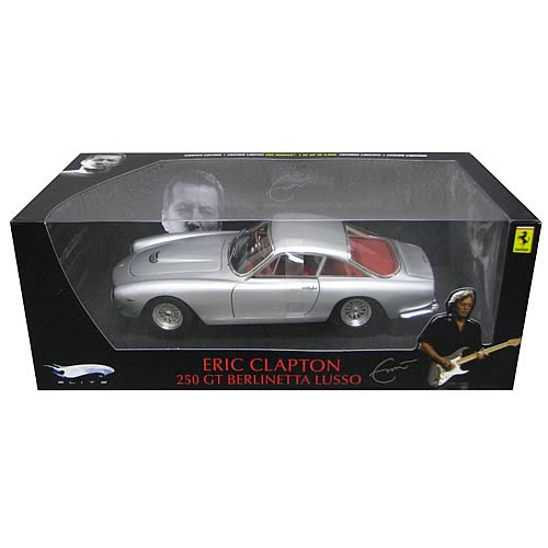 Hot Wheels Elite 1:18 Eric Clapton Ferrari 250 GT Berlinetta