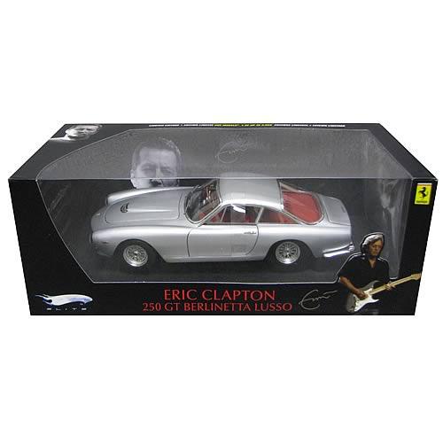 Hot Wheels Elite 1:18 Eric Clapton Ferrari 250 GT Berlinetta