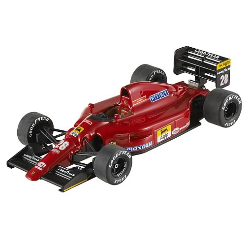 Hot Wheels Elite Alesi 642 F1 Monaco 1991 1:43 Vehicle