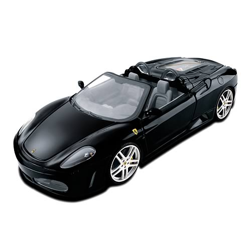 Hot Wheels Elite Ferrari 430 Spider Owned by Seal Vehicle
