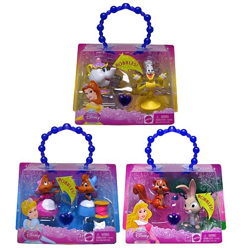 Disney Princess Sparkle Character Pack Assortment Case
