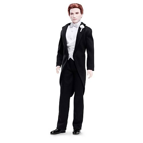Twilight Breaking Dawn Edward Cullen Doll