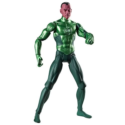 Green Lantern Movie Masters Sinestro Action Figure