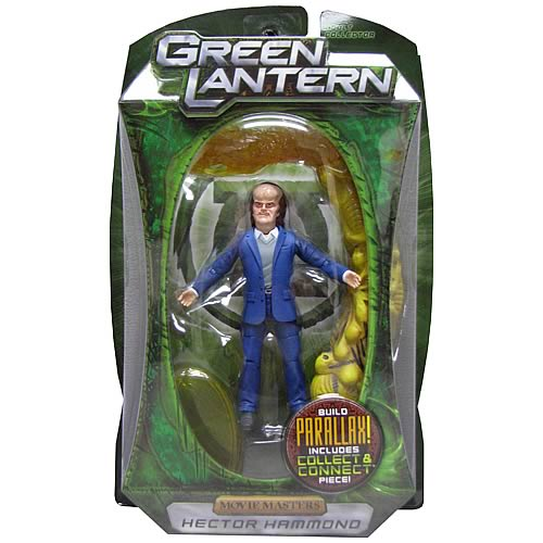Green Lantern Movie Masters Hector Hammond Action Figure