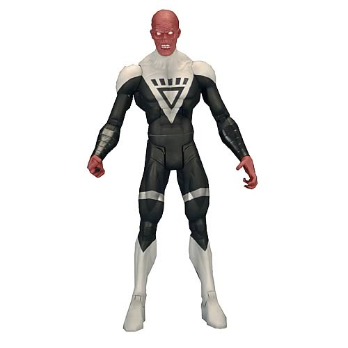 Green Lantern Classics Black Lantern Abin Sur Action Figure