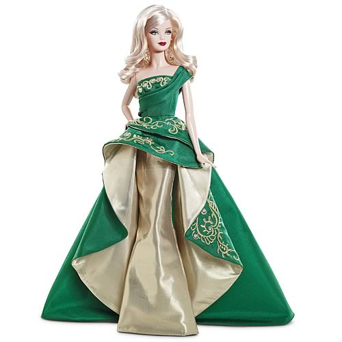 Barbie Holiday 2011 Doll