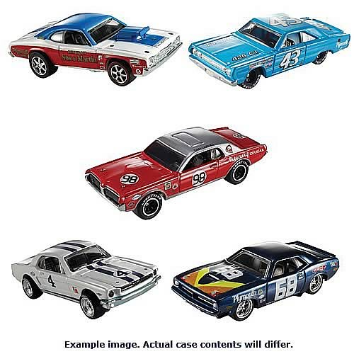 Hot Wheels 1:64 Scale Vintage Racing Vehicles Wave 4 Rev. 1