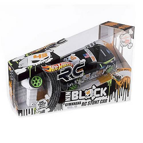 Hot Wheels RC Ken Block Gymkhana Stunt Car Vehicle