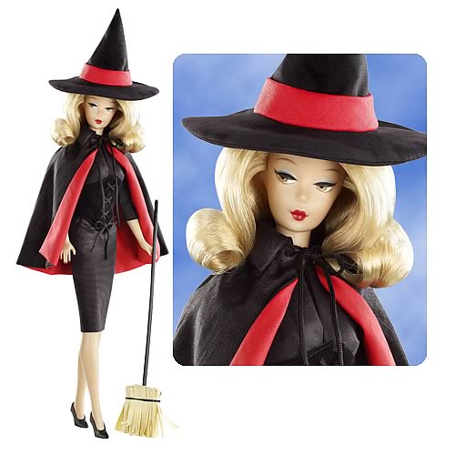 Bewitched Samantha Stephens Barbie Doll