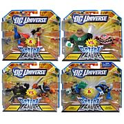 DC Universe Action League 2-Pack Mini Figures Wave 3 Set