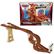 Cars 2 Cliffside Challange Track Set