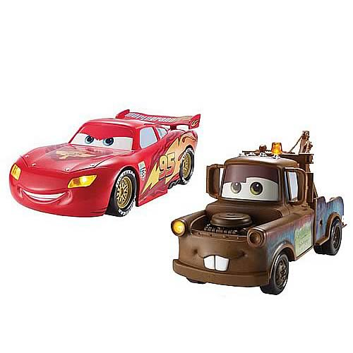 Cars 2 Lights and Sounds Vehicles Wave 1 Case
