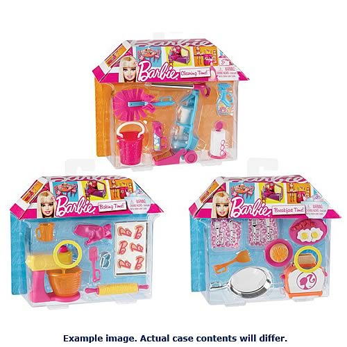 Barbie Furniture Accessory Pack Case