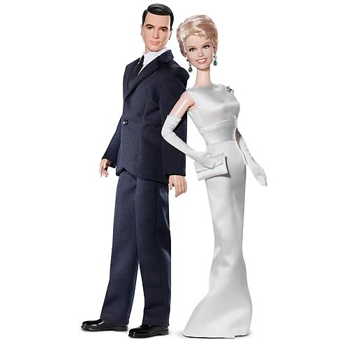 Barbie Rock Hudson and Doris Day Doll Gift Set