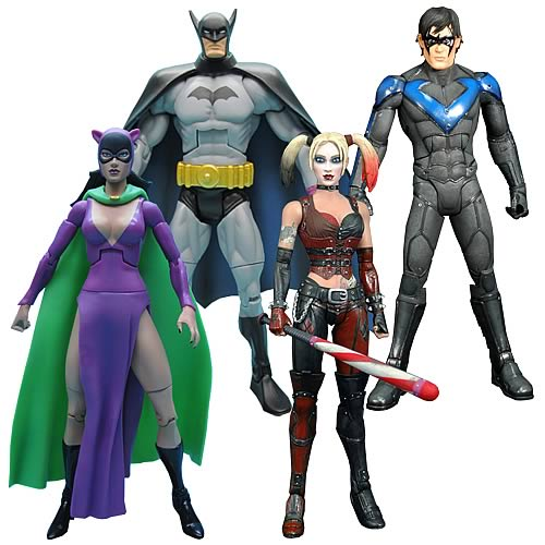 Batman Legacy Action Figures Wave 3 Case