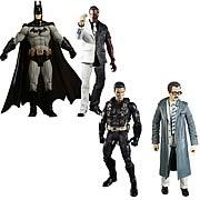 Batman Legacy 2-Pack Wave 1 Action Figure Set