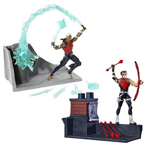 DC Universe Young Justice Wave 2 Action Figure Set