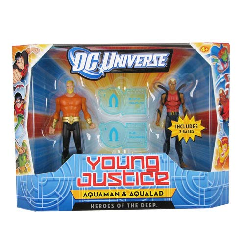 50% Off DC Universe Action Figures
