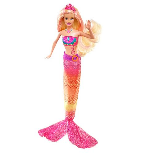 Barbie Mermaid Tale 2 Two-In-One Merliah Doll