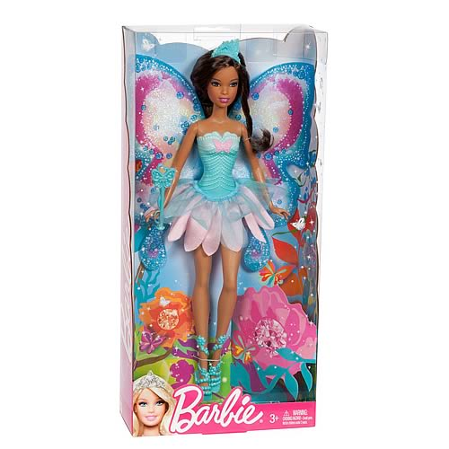 Barbie Fairy Nikki Doll