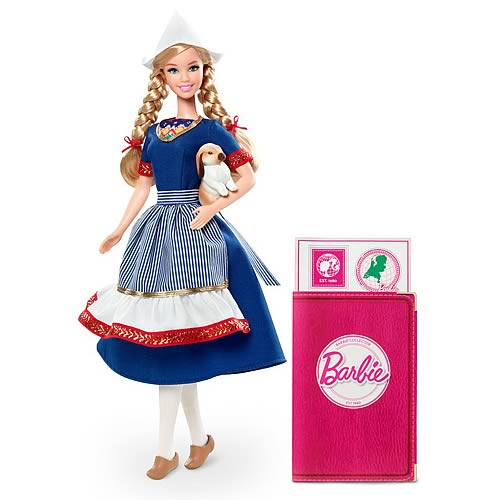 Barbie Dolls of the World Holland Doll