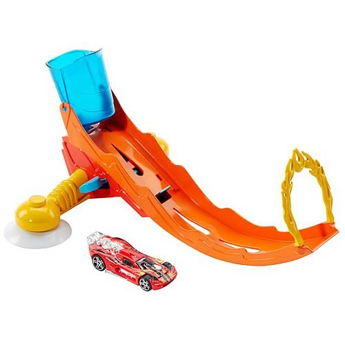 Hot Wheels Splash Track Tub Playset