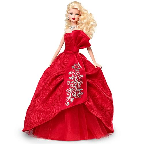 Holiday Barbie 2012 Doll