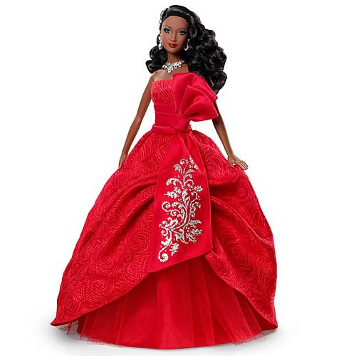 Holiday Barbie 2012 African American Doll