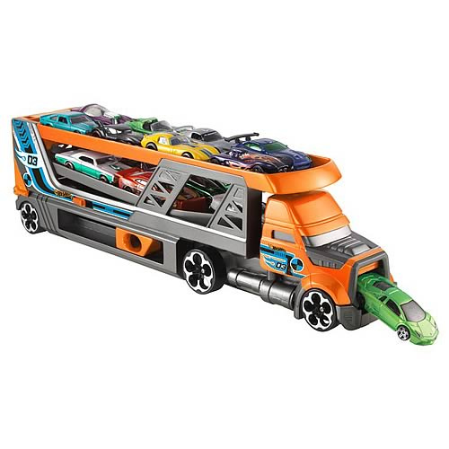 Hot Wheels Blastin Rig Truck