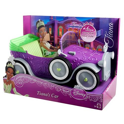 Disney Princess and the Frog Tiana's Car