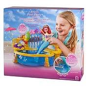 Disney Little Mermaid Ariel's Pool Party Playset