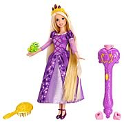 Disney Tangled Enchanted Hair Rapunzel Doll