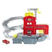 Matchbox Fire Station Cliff Hanger Playset