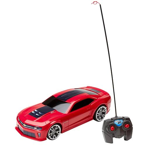 Hot Wheels Chevy Camaro Remote Control 6V Vehicle