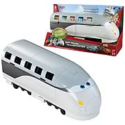 Cars Spy Train Transporter Train Playset