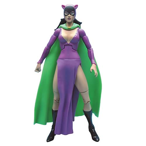Batman Legacy First Appearance Catwoman Action Figure
