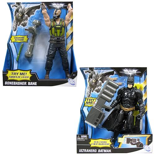Batman Dark Knight Rises 10-Inch Deluxe Action Figure Case