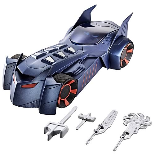 Batman Power Strike Total Destruction Batmobile Vehicle