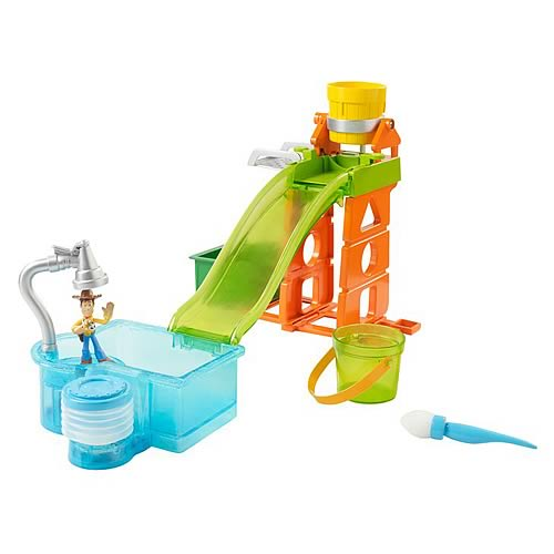 Toy Story Slide and Surprise Playground Playset