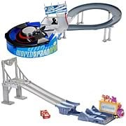 Cars 2 Photo Finish Raceway Track Playset