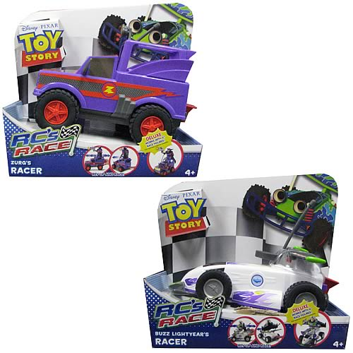 Toy Story RC Race Vehicles Case