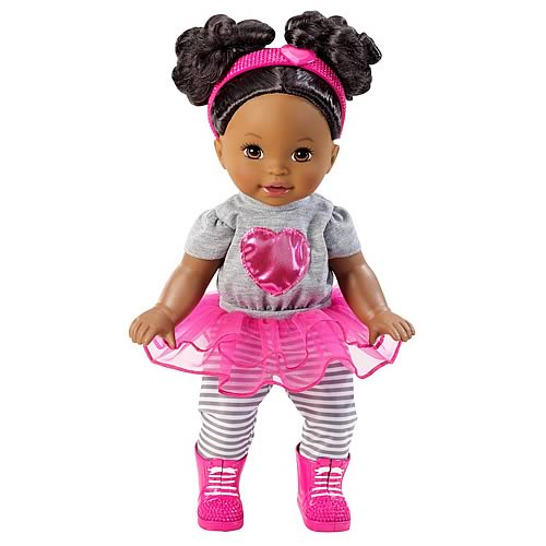 Little Mommy Sweet as Me Pop Princess African American Doll