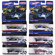Hot Wheels 2012 Racing Vehicles Wave 2 Case