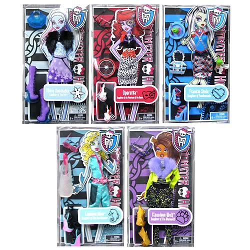 Monster High Fashion Dolls Case