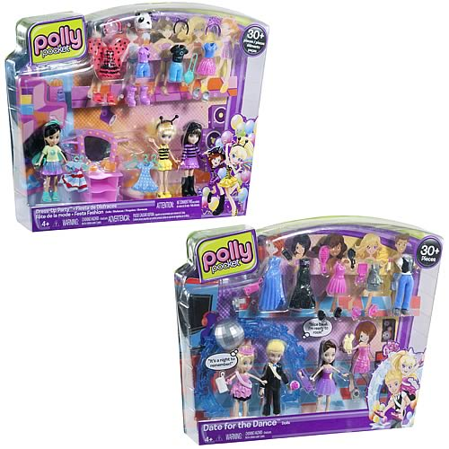 Polly Pocket Ultimate Doll Pack Case