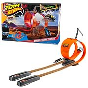 Hot Wheels Team Hot Wheels Double Snare Playset